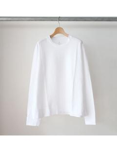 long sleeve swetee (WHT)