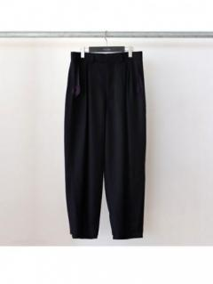 Slash Trousers.ver.1 (NVY)