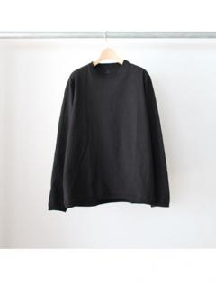 Long sleeve tee (BLK)