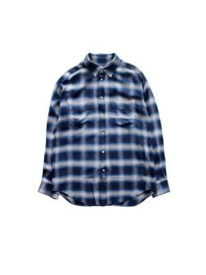 Boys check shirts (BLU)