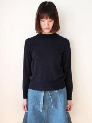 14D tenjiku high neck knit L/Sサブイメージ2