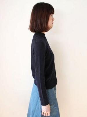 14D tenjiku high neck knit L/Sサブイメージ3