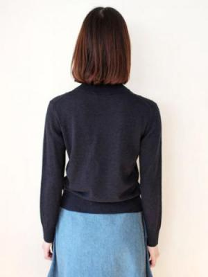 14D tenjiku high neck knit L/Sサブイメージ4