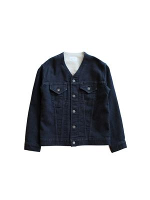 Denim Jacket (INDIGO)