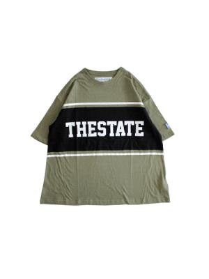 THE STATE BIG TEE (OLV)