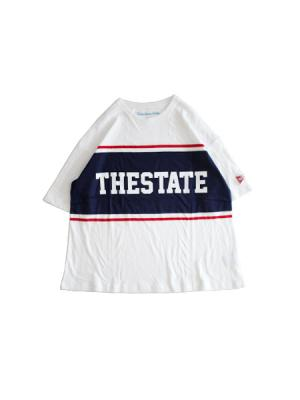 THE STATE BIG TEE (WHT)