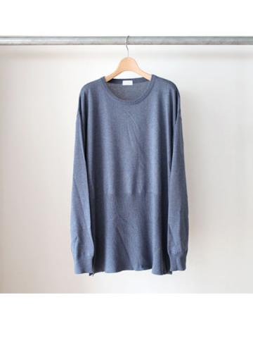 Standard Over Size Knit (GRY)