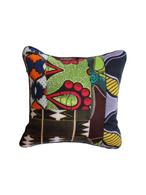 PATCHWORK CUSHION (B)