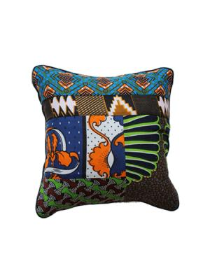 PATCHWORK CUSHION (A)
