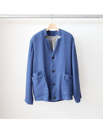 cotton raschel jacket