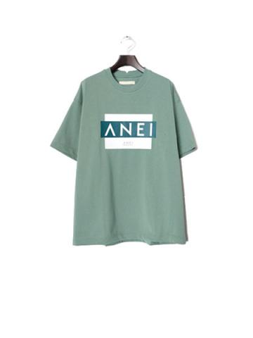 BOX LOGO TEE LAYER (GRN)