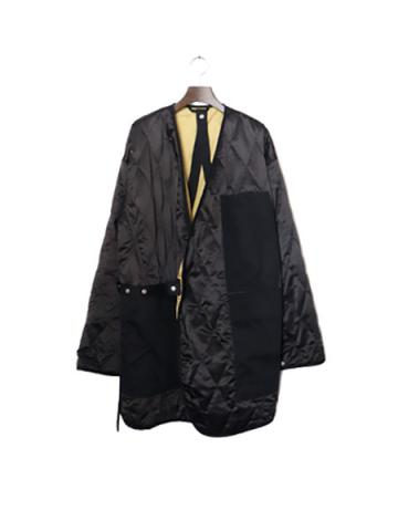 CROSOVER LINER COAT (BLK)