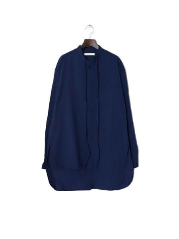 B.O. RIBBON SHIRT (BLU)