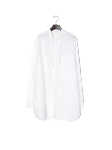 B.O. RIBBON SHIRT (WHT)