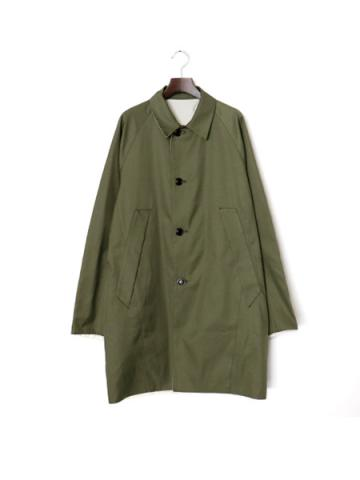 2-SIDE CAR COAT (OLV)
