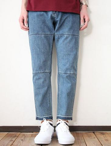Tapered denim pantsサブイメージ1