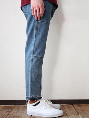 Tapered denim pantsサブイメージ2