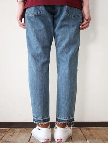 Tapered denim pantsサブイメージ3