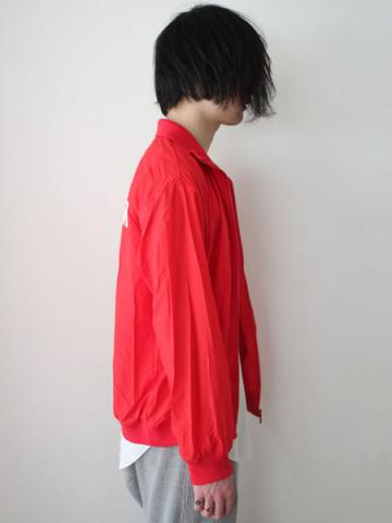 HIGH NECK JERSEY BLOUSON (RED)サブイメージ3