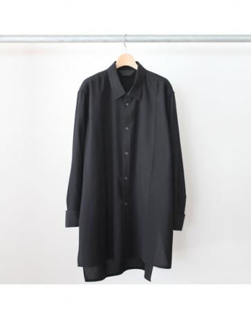 LONG DRESS SHIRT (BK)