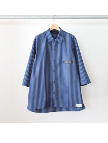 OPEN COLLAR DRESS SHIRT (IN)