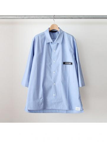 OPEN COLLAR DRESS SHIRT (SS)