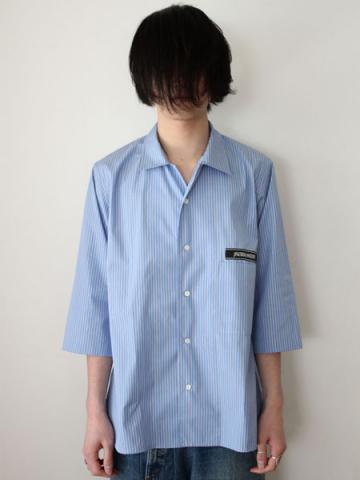 OPEN COLLAR DRESS SHIRT (SS)サブイメージ1