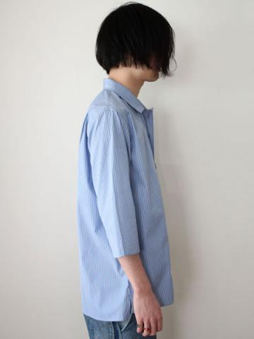 OPEN COLLAR DRESS SHIRT (SS)サブイメージ2