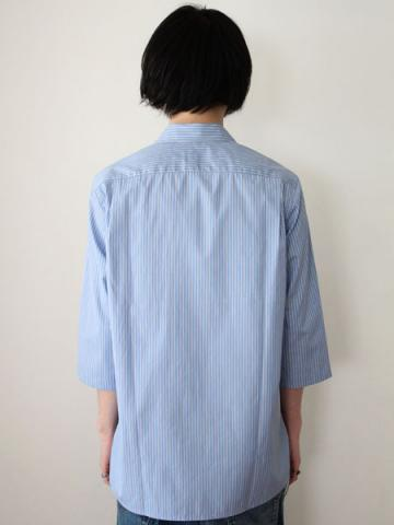 OPEN COLLAR DRESS SHIRT (SS)サブイメージ3