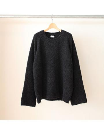 Mix knit (BLK)