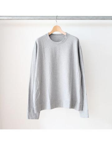 long sleeve swetee (GRY)