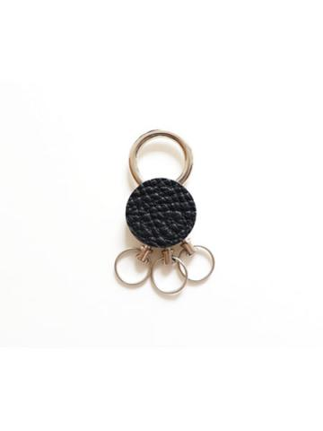 CRISTY KEY RING (BLK)