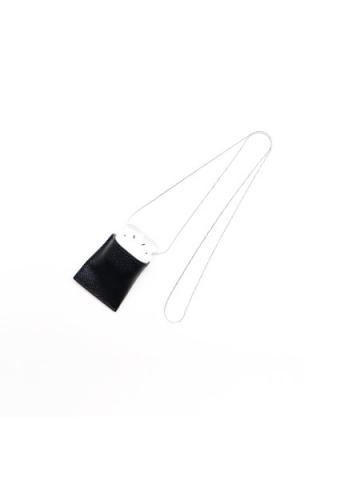 HERRIE PODS NECKLACE (BLK)