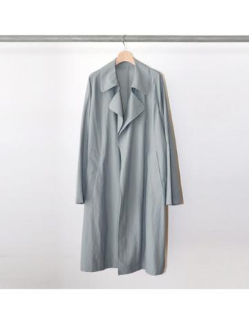 trench coat (LIME)