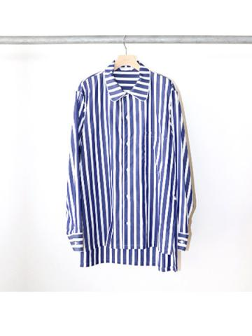pajama shirt (STRIPE)