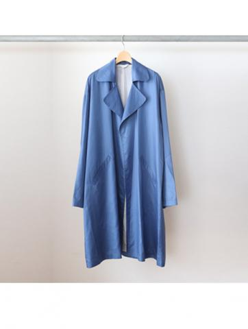 trench gown (BLU)