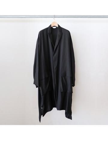oversize gown (BK)