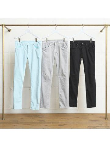 10oz denim stretch slim pants