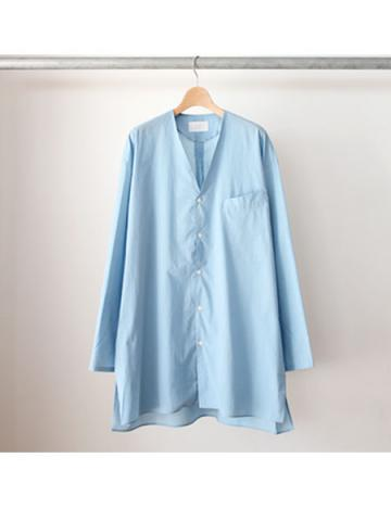 V-neck long shirts
