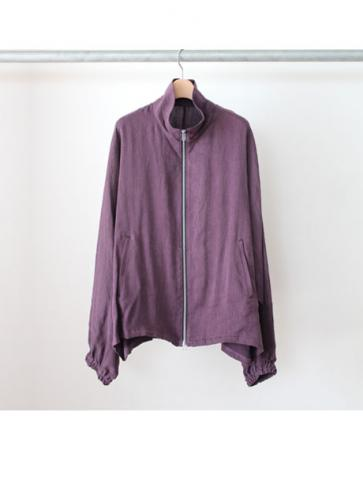 high neck blouson (PLE)