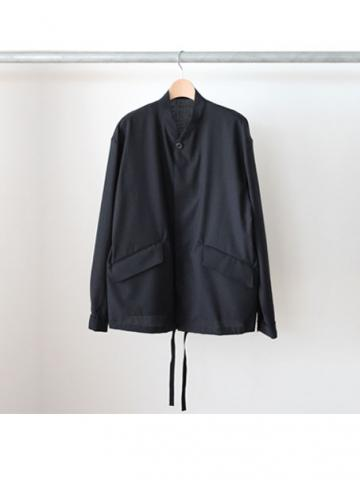stand jacket (NVY)