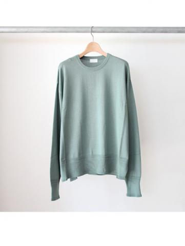 Standard Over Size Knit (GRN)
