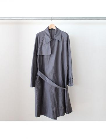 trench coat (GRY)