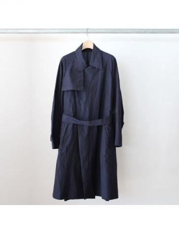 trench coat (NVY)