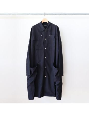 work shirts jacket (NVY)