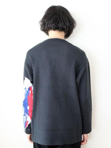 double Jacquard knitサブイメージ3