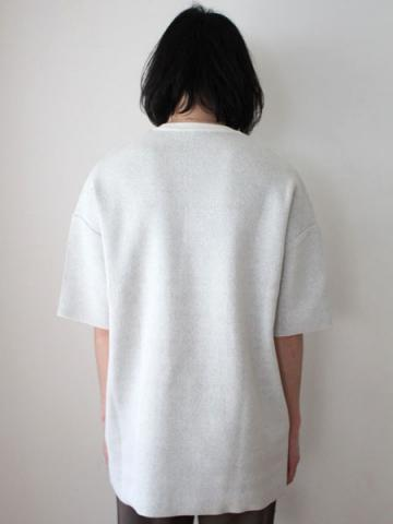 double Jacquard S/S knitサブイメージ5