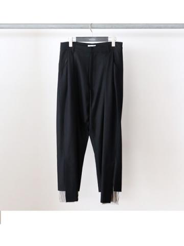 Layered Pants (BLK)