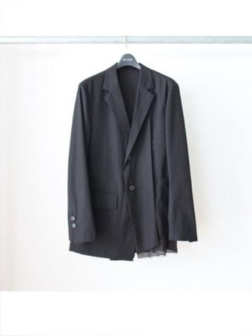 BATTLE DRESS JACKET (BLK)
