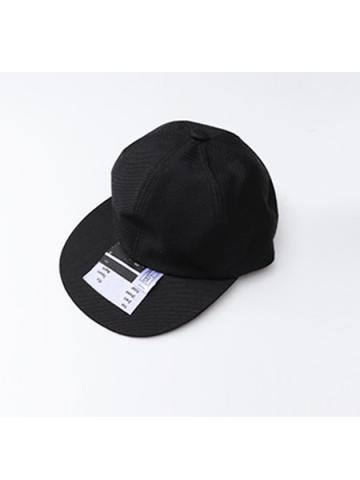 THREE NAME CAP (BLK)